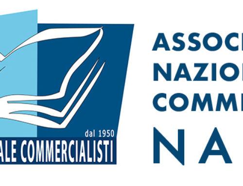Comuncato ADC-ANC del 26.04.19 Definizione agevolata