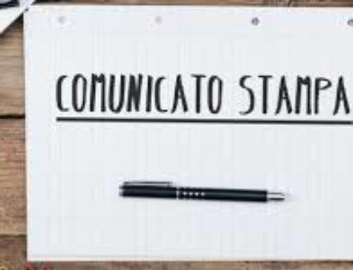 Comunicato Stampa Congiunto 27/09/2019