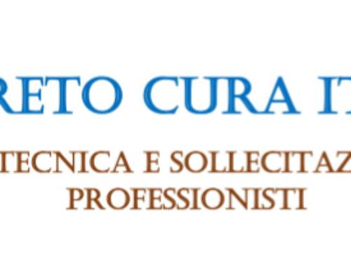 """Webinar 02/04/2020: """"Decreto Cura Italia – Analisi Tecnica e Sollecitazioni per i Professionisti"""""""